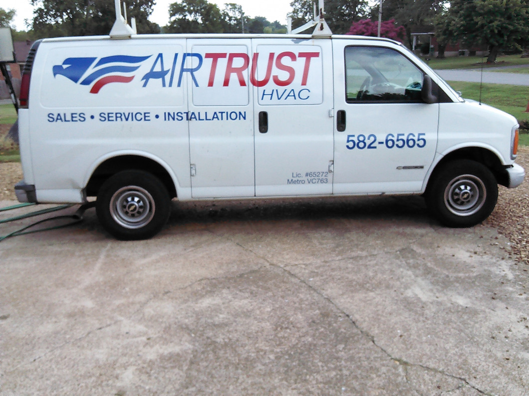 Air Trust HVAC is Nashville's Premier HVAC Service Provider